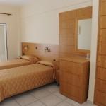 Hotel Ammouliani Twin Bedded Room