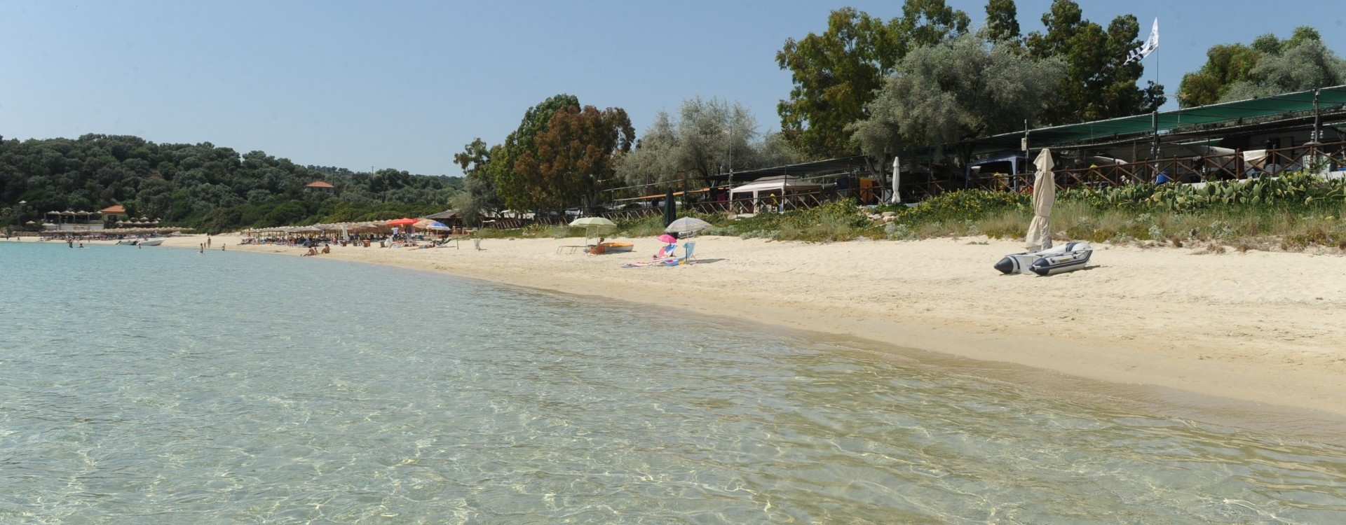 Ammouliani Beach